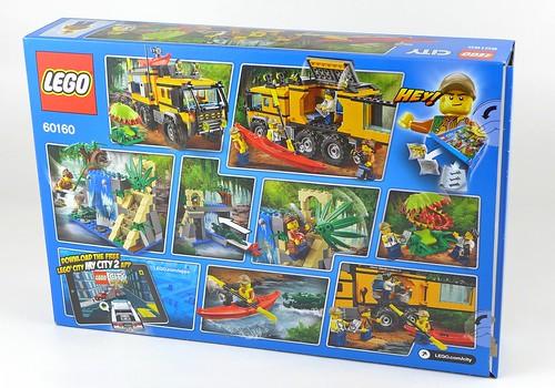 LEGO City Jungle 60160 Jungle Mobile Lab 02