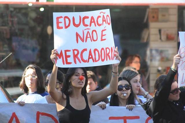 Para coordenador da Campanha Nacional pelo Direito à Educação, veto do governo oficializa o descumprimento do PNE - Créditos: Divulgação