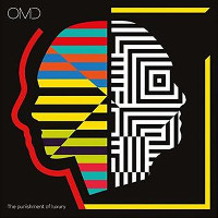 OMD The Punishment of Luxury album cover