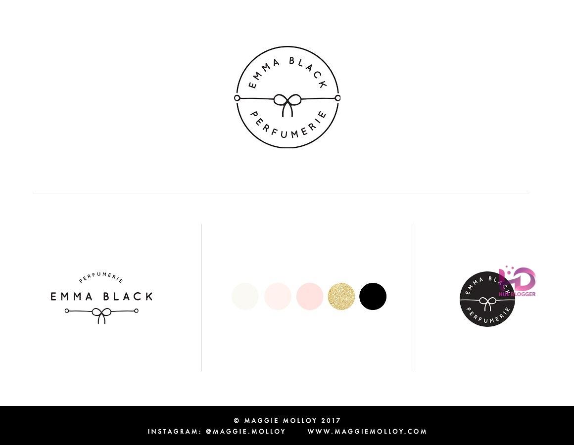 Bộ 36 file thiết kế logo nhẹ nhàng