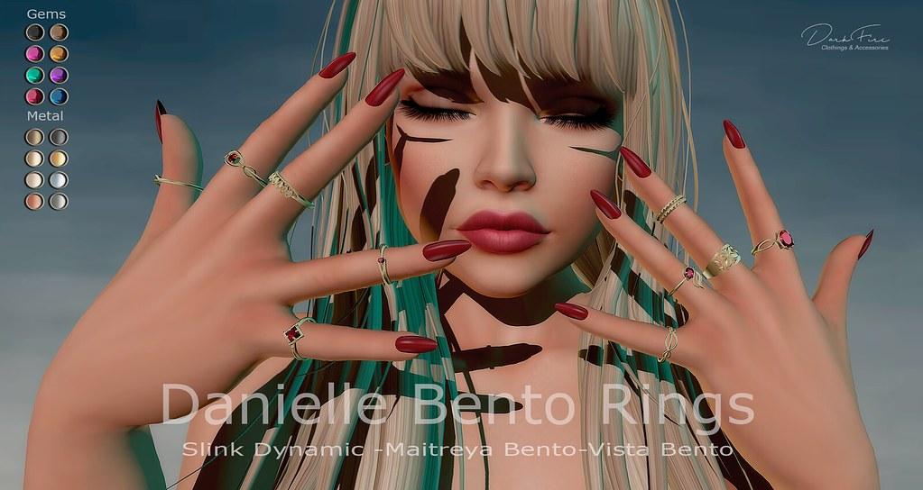 Danielle-Bento-Rings - TeleportHub.com Live!
