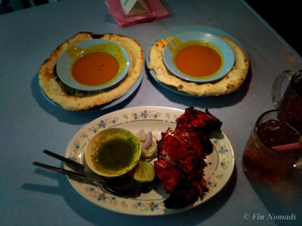 best tandoori chicken melaka