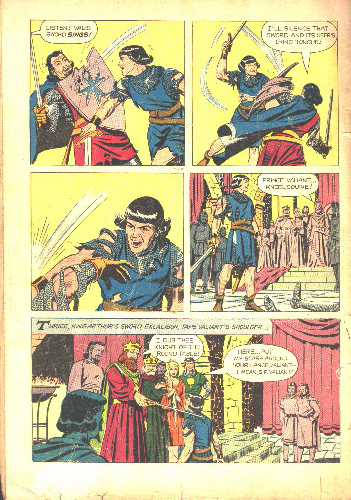 Prince Valiant - Comics - 4