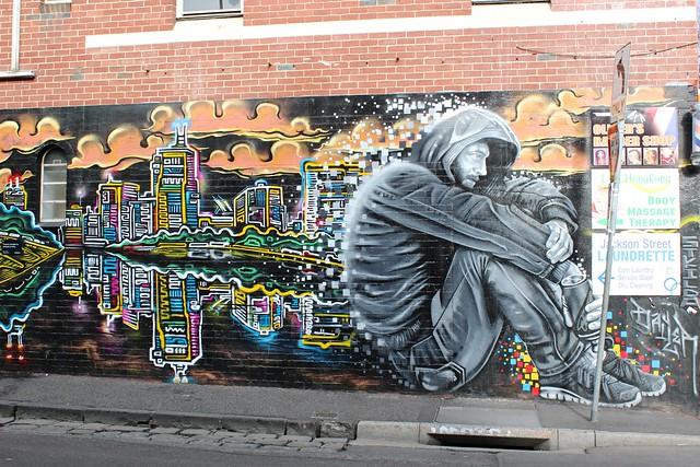 Jackson Street Mural