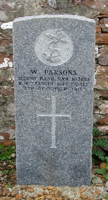 Stromness War Grave