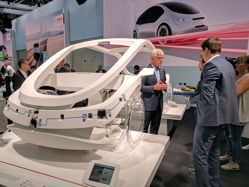 Bosch Future Car Concept (IAA)