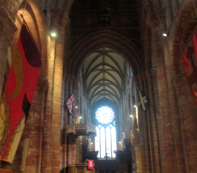 Ceiling, St Magnus Cathedral, Kirkwall, Orkney