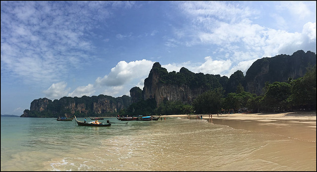 Railay Beach (west) Krabi