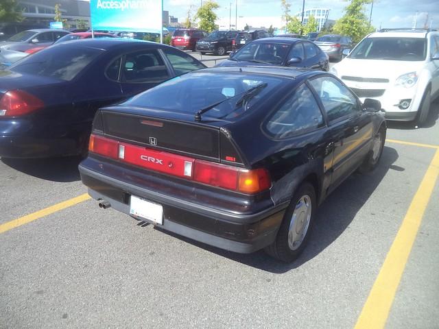1988-1989 Honda Civic CRX, Sony DSC-W710
