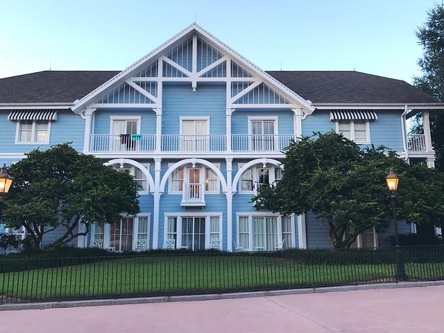 Disney day 1 @ resort