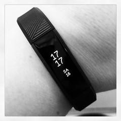 Fitbit Alta HR - mitt nya armband. Nu ska här mätas! :straight_ruler: