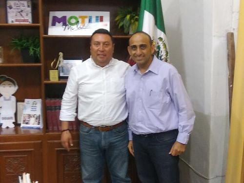 Reunión TECMOTUL-Ayuntamiento de Motul
