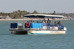 Passenger ferry to Calades Island