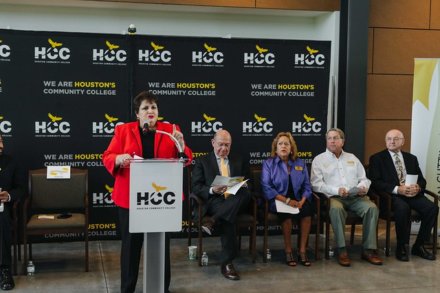 2017 HCC Missouri City Ribbon Cutting