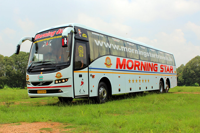 Morning Star Travels Bus Booking Bus Tickets Booking