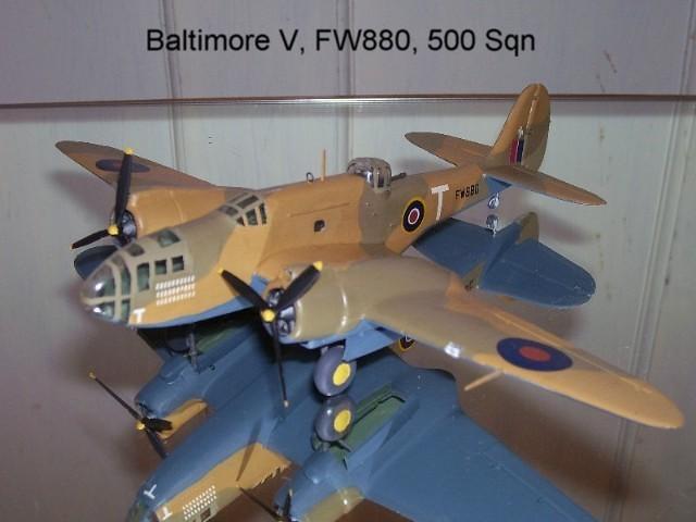 Frog/Novo 1/72 Martin A-30A Baltimore (F339) (76082 ...