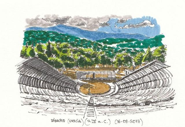 Epidauro (Grecia)