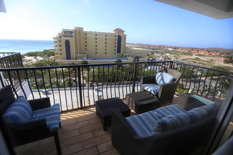 Aruba Marriott Resort Tradewinds Lounge