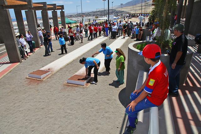Centro Recreacional y Deportivo Villa Esperanza – Región de Antofagasta