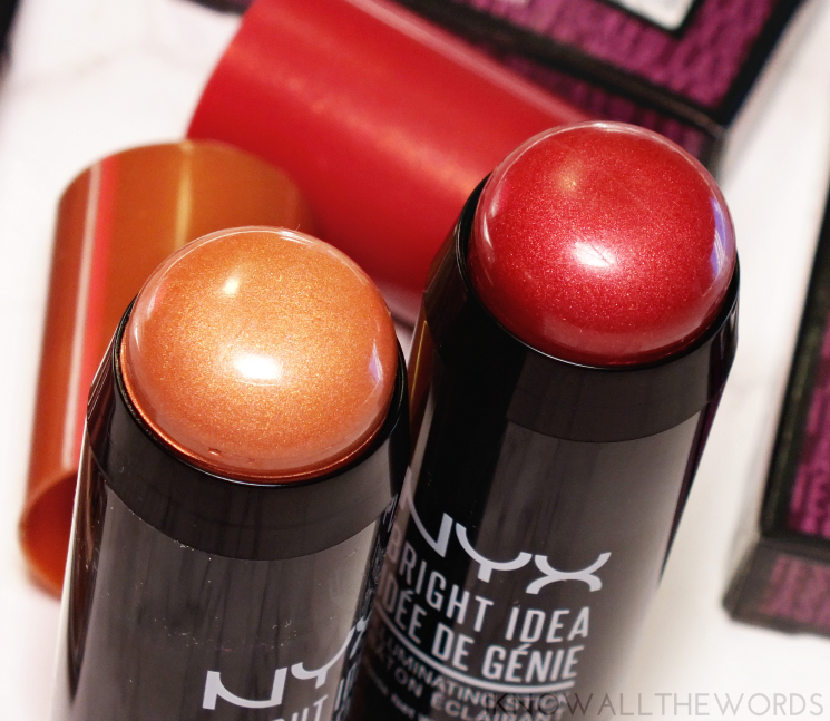 nyx bright idea illuminating stick sunkissed crush & brick red blaze (1)