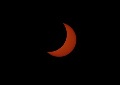 Partial Solar Eclipse August 21st 2017