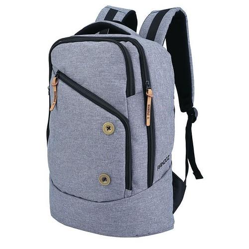 Tampil trendy dengan produk fashion asal Bandung, agar terlihat lebih gaya dan tampil berbeda dengan penuh percaya diri. Tas Ransel / Backpack Casual Vintage Pria - RMB 014 Warna : Abu Bahan : Dolby Ukuran : 32x15x45 Rp 266.050 Minat Call / sms / Wha