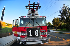 Sparkill-Palisades Fire District John Paulding Engine Co. No. 1 Ladder 16-99
