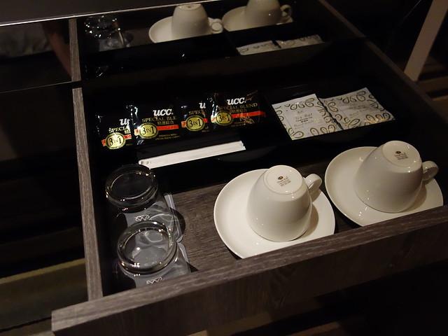咖啡與茶包@高雄喜達絲飯店