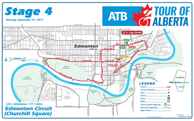 Tour of Alberta - Stage 4