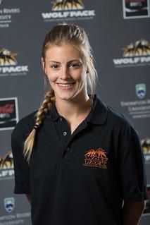 Alanna Bekkering (Asst Coach 16-17 Snucins)