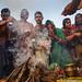 Fire - Sonepur, India