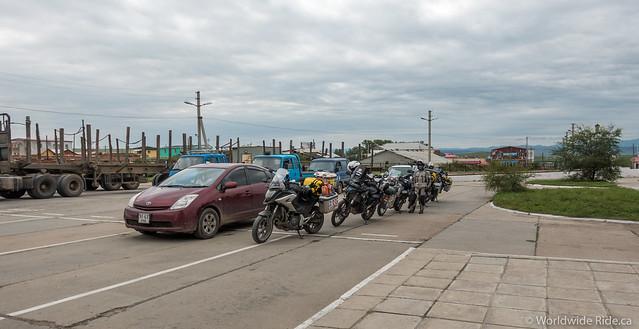 Ulaanbaatar to Russia Border-3