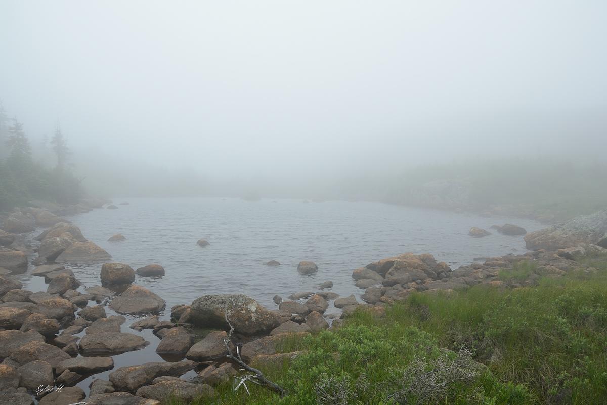 lost: schedule - found: time - Newfoundland