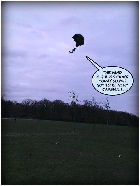 High Speed Parachute Test 1 (Top Secret).. 36883380102_107a277f72_o