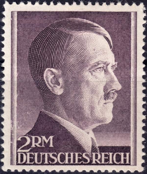 Známka Nemecká ríša 1941 Adolf Hitler