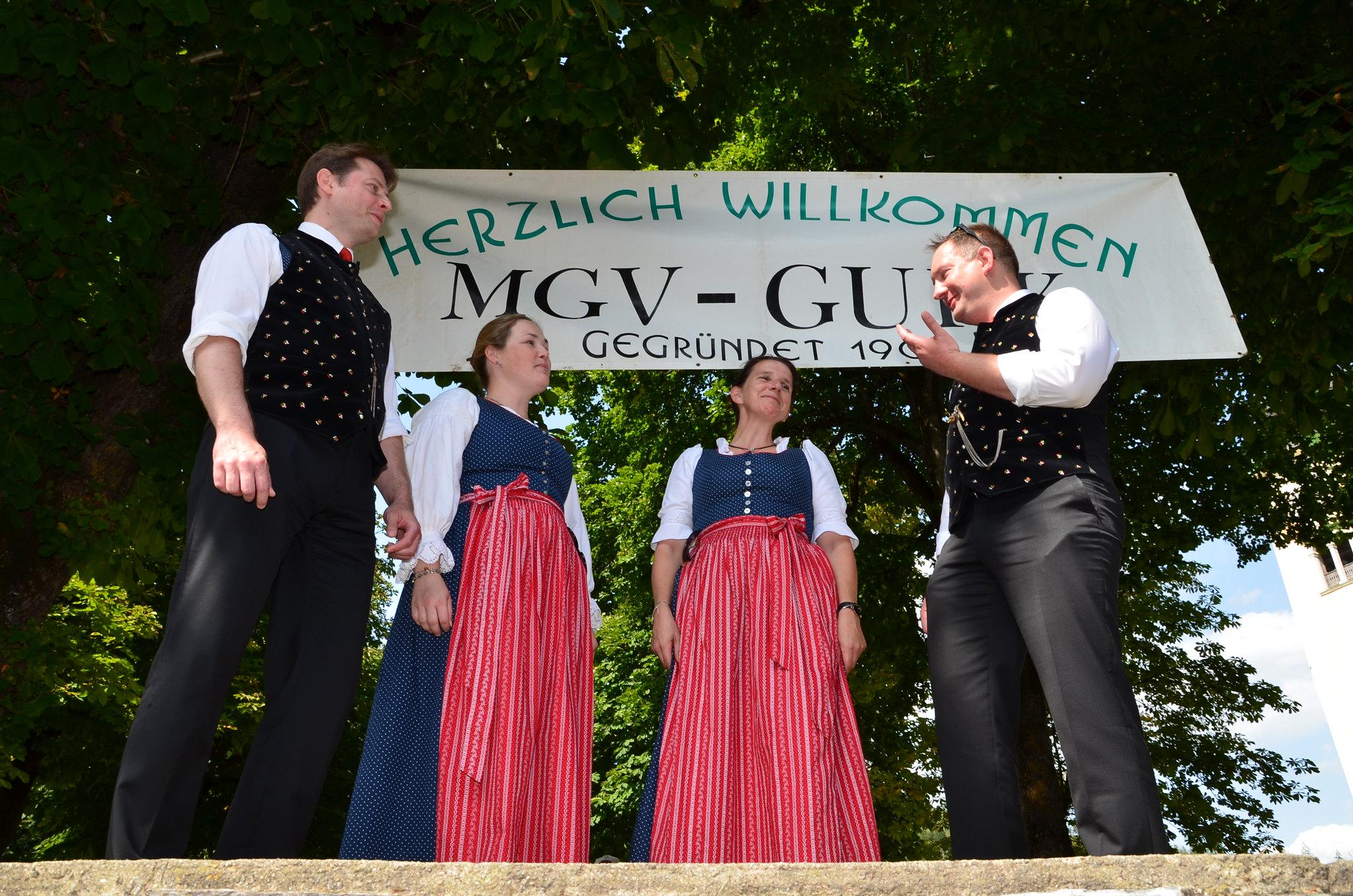 MGV Gurk - 20. Sängerwallfahrt und Augustini-Liedertafel 2017