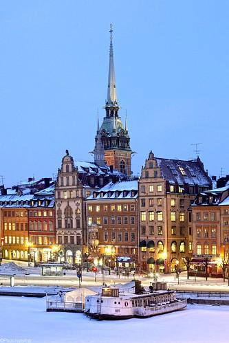 Celebrity Quotes : Stockholm, Sweden...