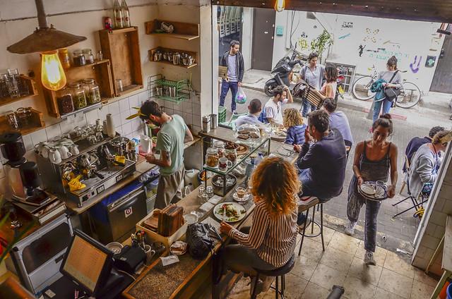 Tel Aviv Café