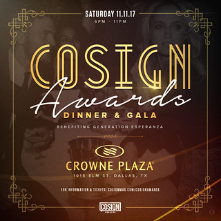 Cosign Awards Flyer A