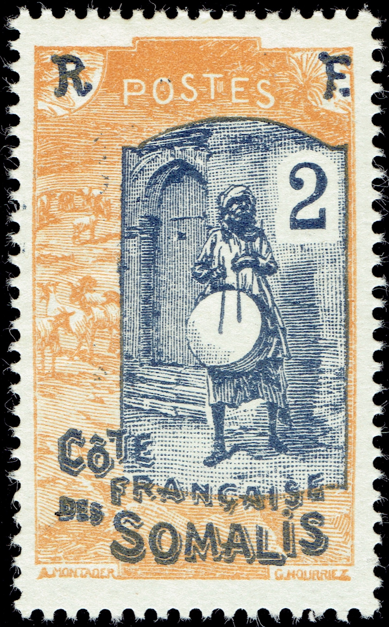 French Somali Coast #81 (1915)