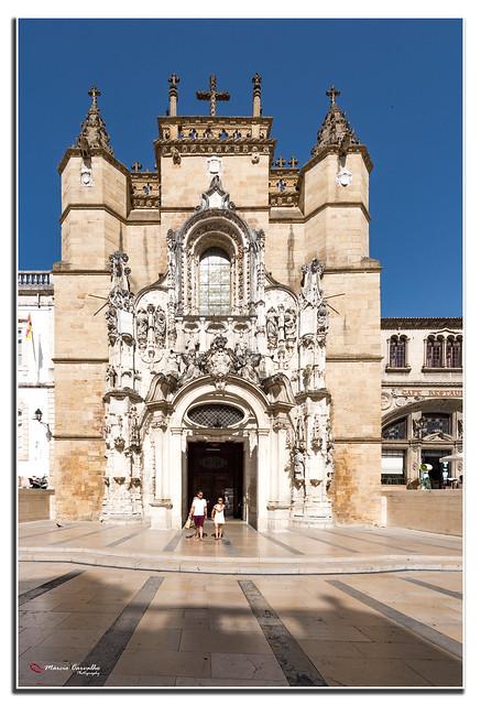 Back to the city that saw me grow! - Igreja de Santa Cruz - Coimbra - Portugal - D81_9171