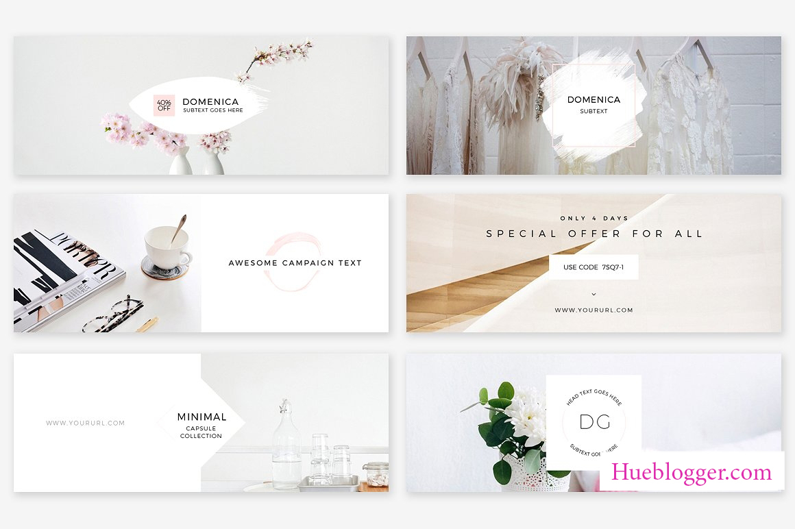 15 mẫu thiết kế Banner đẹp cho Facebook