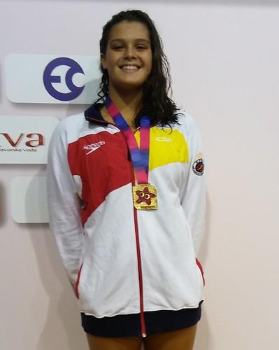 Susana Díaz, nuevo fichaje del Waterpolo Dos Hermanas