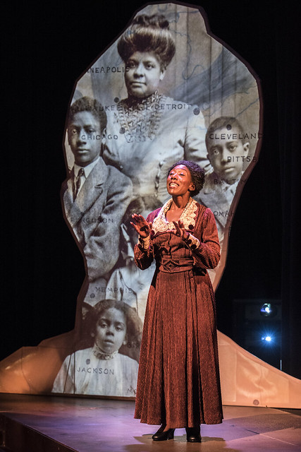 A&S Theatre - Ida B Wells