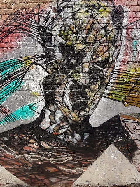 Street Art - Samsung Galaxy Note 8 photo example