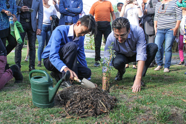 """Presentación del Programa de Educación Ambiental """"La Casa de Todos"""""""