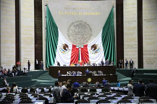 Sesión Ordinaria H. Cámara de Diputados 13/sep/17