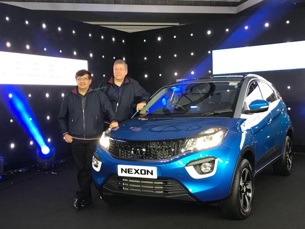 Tata-Nexon-Launch