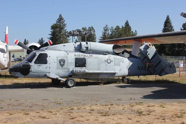 SH-60F 164456