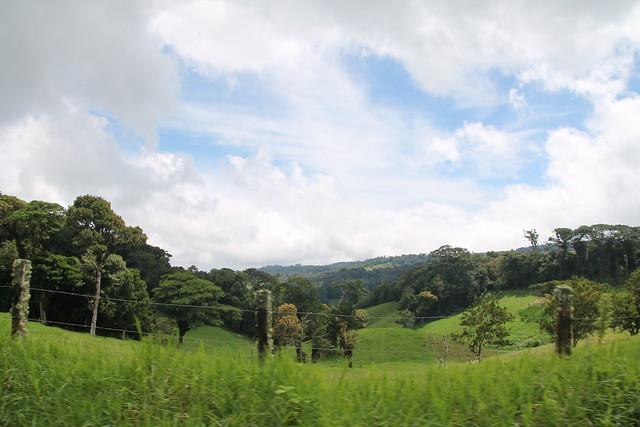Vista, Monteverde, Costa Rica